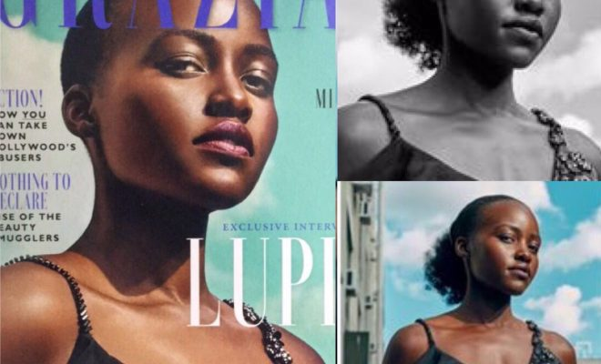 Lupita Nyongo Calls Out Magazine For Editing Hair To Look More