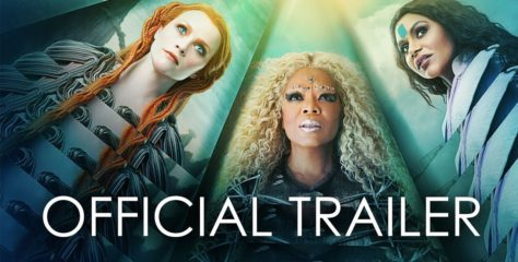 A  wrinkle in time  Movie Trailer Elfen's Food for Thought
