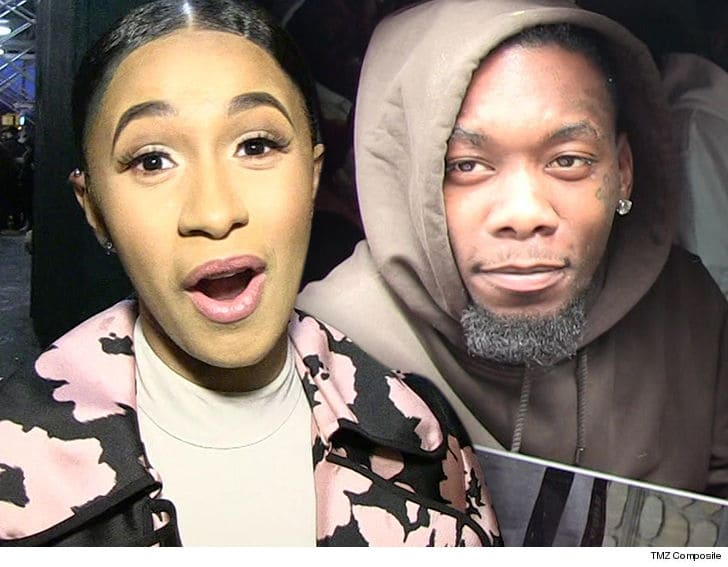 """Photos Video Cardi B Gets New Tattoo After 10 Years: Cardi B Explains Jet Ski Photo With Offset: """"I Just Had To"""