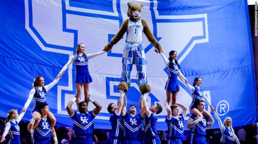 Kentucky fires cheerleading coaches after investigation